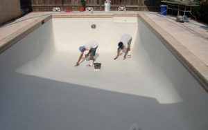 Agoura hills pool remodeling