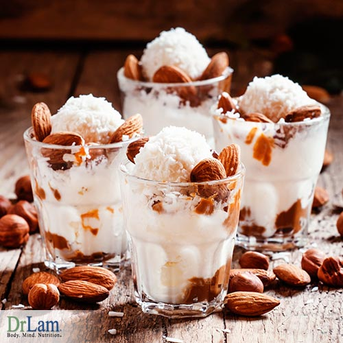 Dairy-Free Coconut Almond Ice Cream Recipe