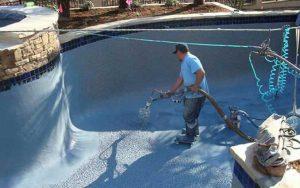 Agoura hills pool remodeling
