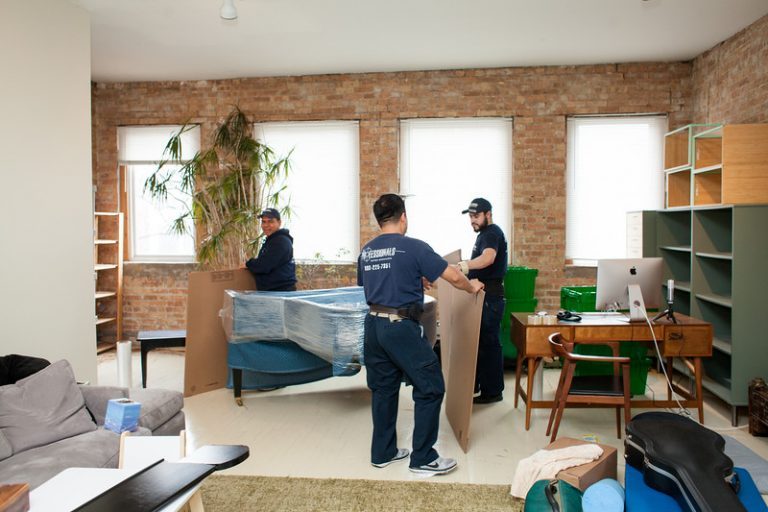 First Time To Hire A Movers in Edmonton