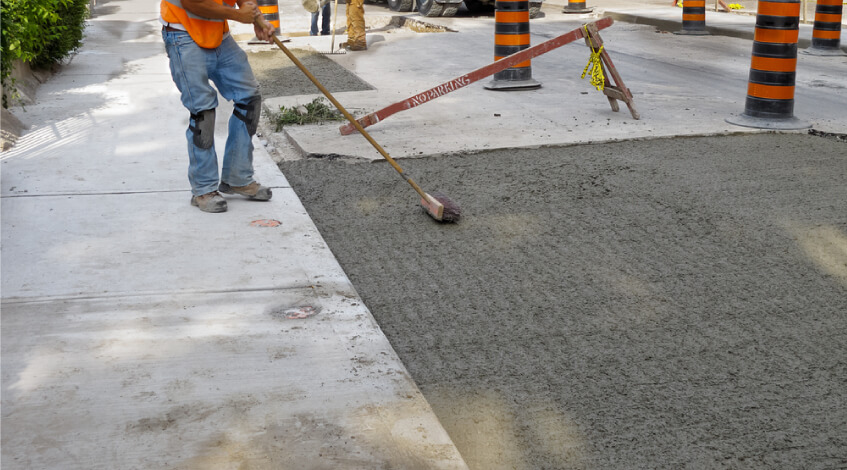 concrete contractors calgary